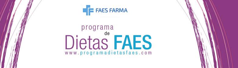 Programa de dietas de FAES FARMA