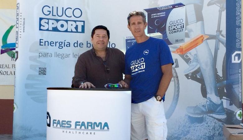 El piragüista Javier Melus, con el apoyo de Gluco Sport, hace balance de la temporada 2014
