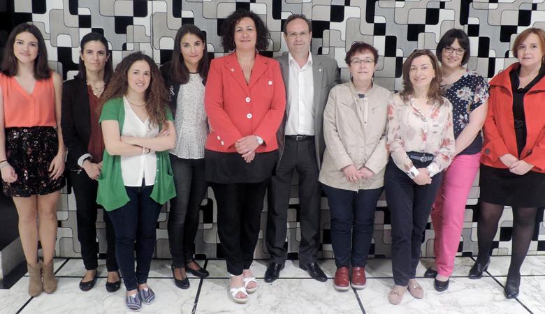Junta directiva SEFAC Euskadi y sus objetivos