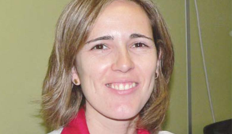 Entrevista con la ganadora de la beca Geteccu-Faes Farma 2008