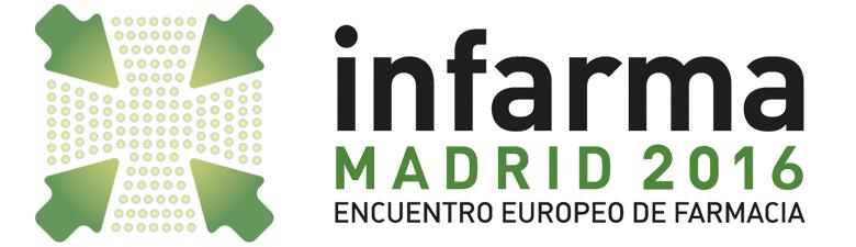 Logotipo Feria Infarma 2016