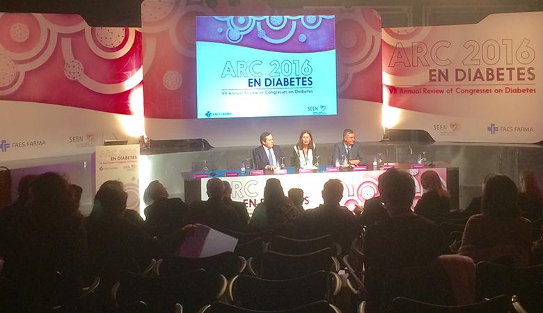 Más de 200 expertos en diabetología participan en la VII Edición de ARC en diabetes