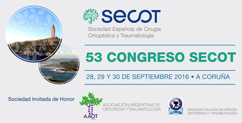Congreso Nacional de Cirugía Ortopédica y Traumatología
