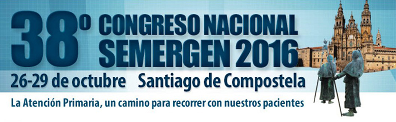 38º Congreso Nacional SEMERGEN