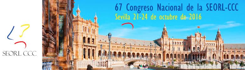67 Congreso Nacional de la SEORL-CCC