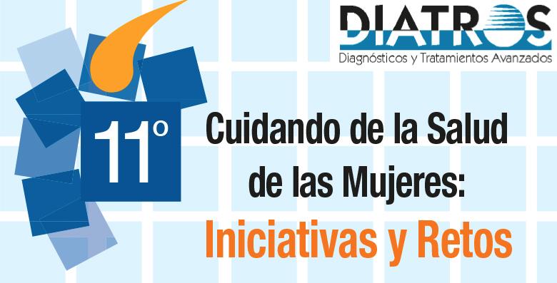 Imagen programa Diatros 11º Curso Cuidando de la Salud de las Mujeres