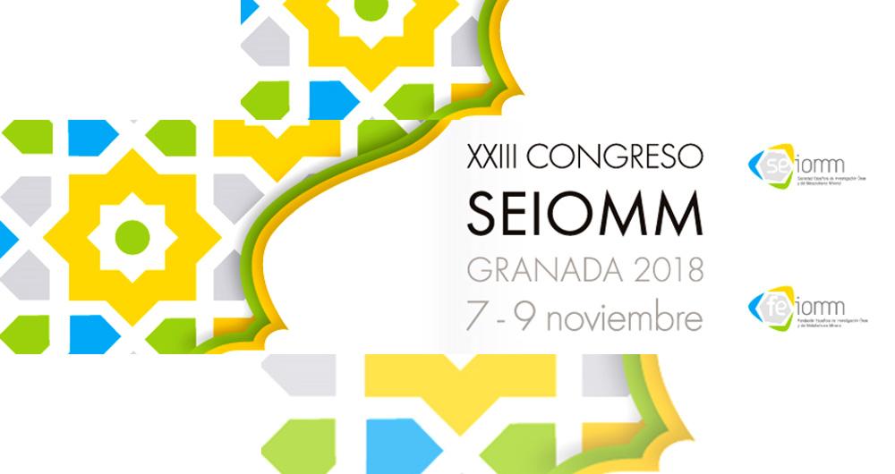 Portada XXIII Congreso SEIOMM
