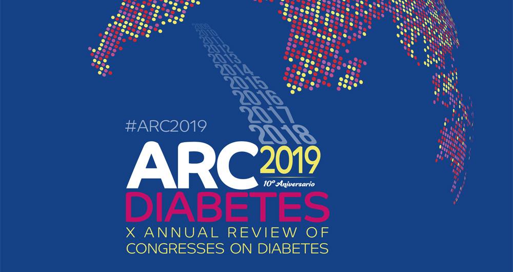 Portada de ARC en Diabetes 2019
