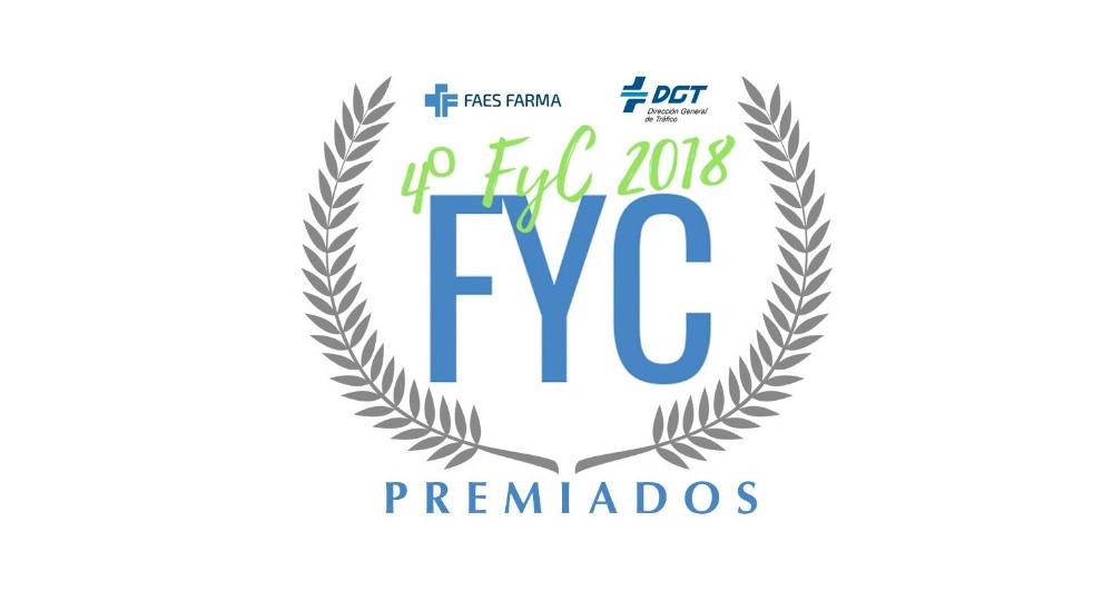 Imagen de Portada FyC premiados 2018
