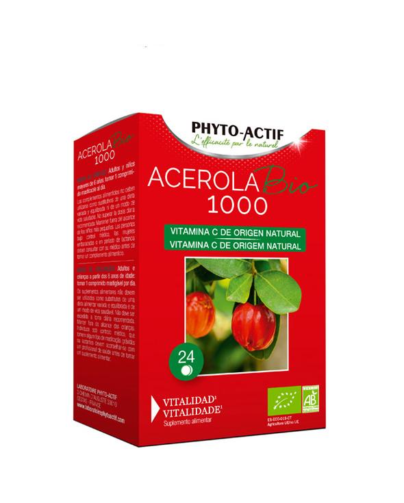 Phyto-Actif® Acerola 1000 Bio