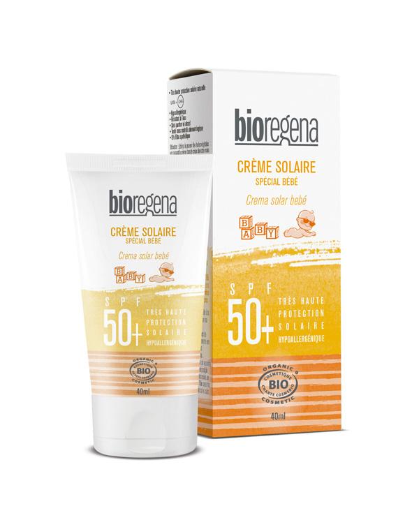 Bioregena Spray solar bebés SPF 50+