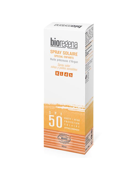 Bioregena Spray solar niños SPF 50