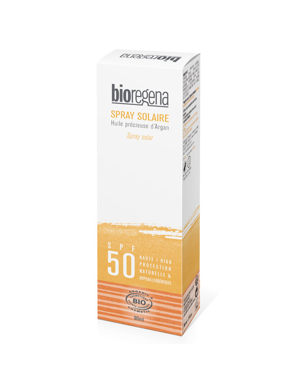 Bioregena Spray solar SPF 50