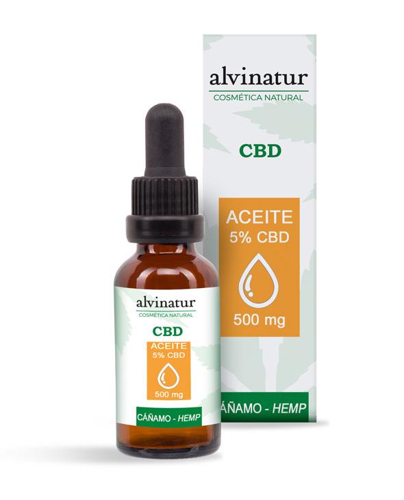 Alvinatur Aceite 5% CBD