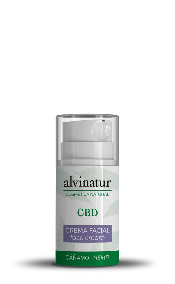Alvinatur Crema Facial CBD