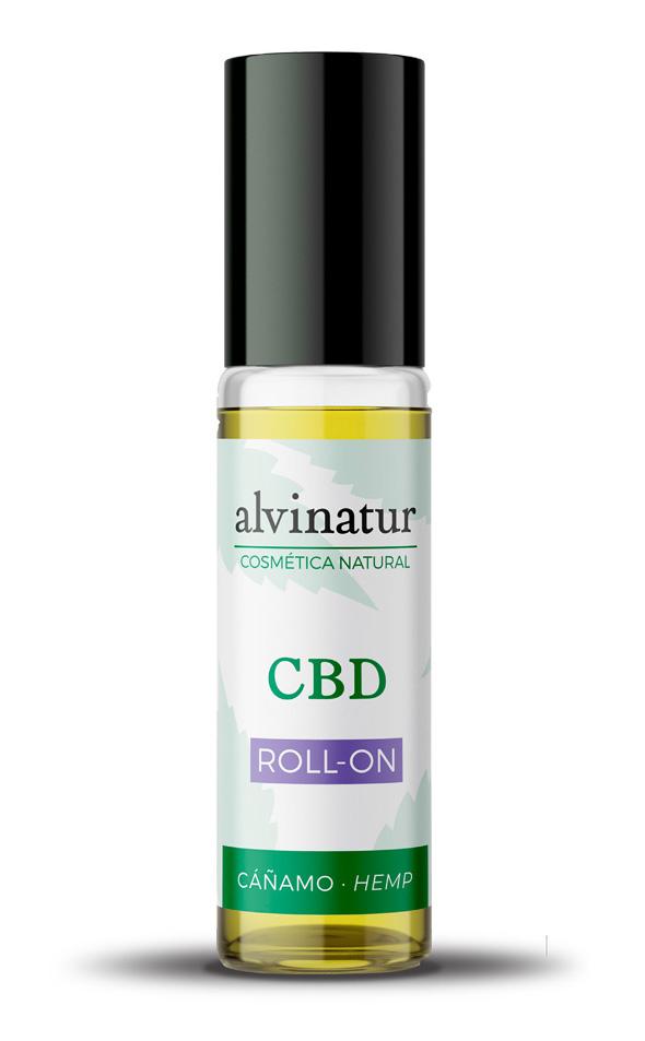 Alvinatur Roll-on CBD